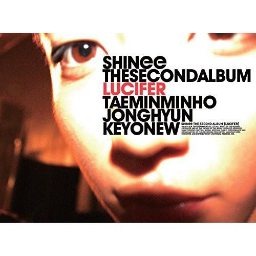 SHINee - LUCIFER (2nd Album) [Type-B]CD + Photobook+Extra Photocards Set
