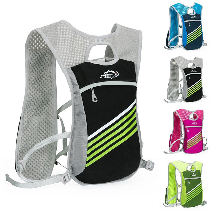 115cb99bd4ea Vest water bag marathon running outdoor sports bike hiking backpack