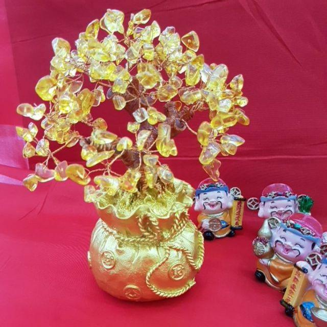 🌿🌾 Fortune Crystal Tree / 招财水晶树 🌳🌿🌾