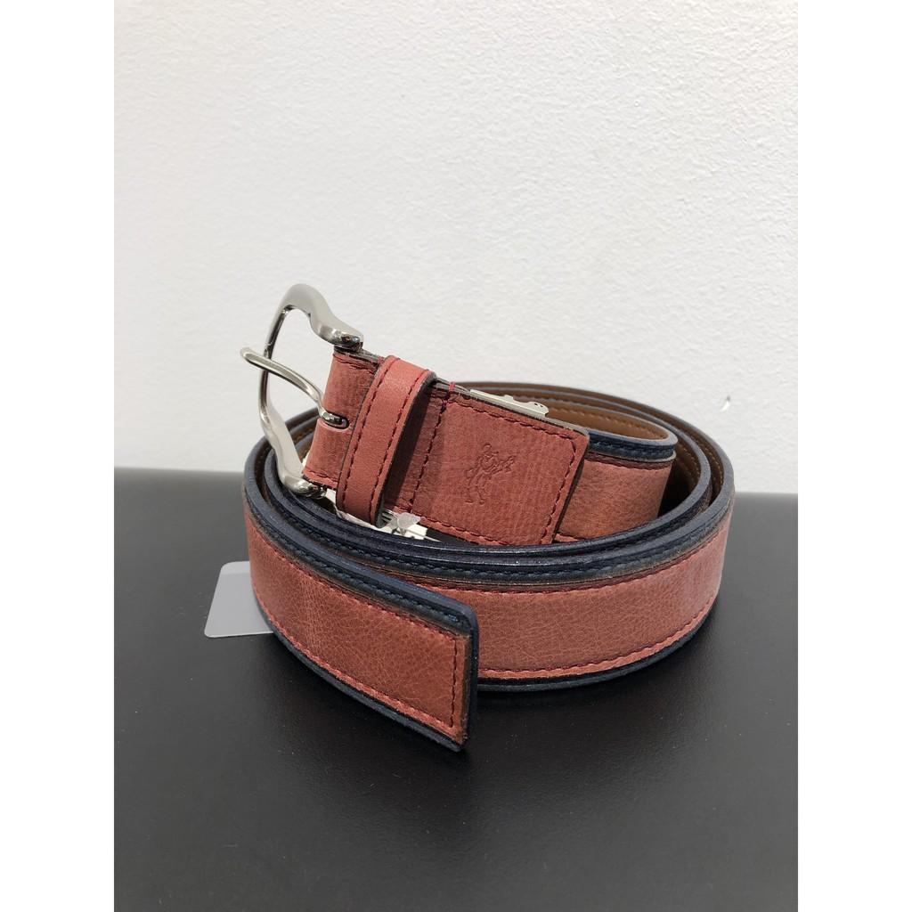 Ashworth Leather Dress Belt