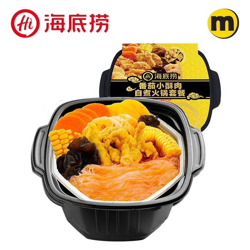 Haidilao Steamboat Tomato Chicken 415g