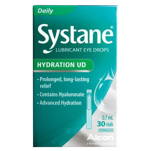 Systane Hydration UD (0.7ml x 30 Vials) EXP:8/2020 | Shopee Malaysia
