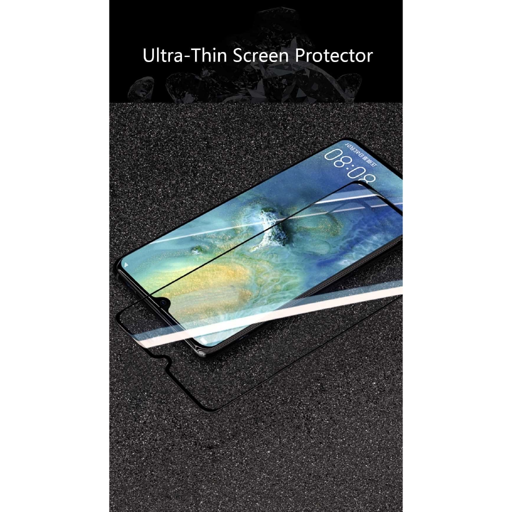 2 Pcs Screen Protector for HUAWEI Mate 20 (02)