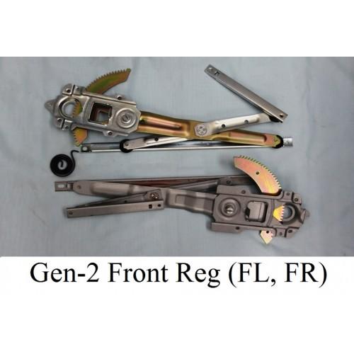 REGULATOR WITHOUT MOTOR - GEN-2/PERSONA *MT* (FR,FL)