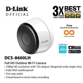 D-Link Wi-Fi/Cmos Cloud/IP Camera DCS-930L