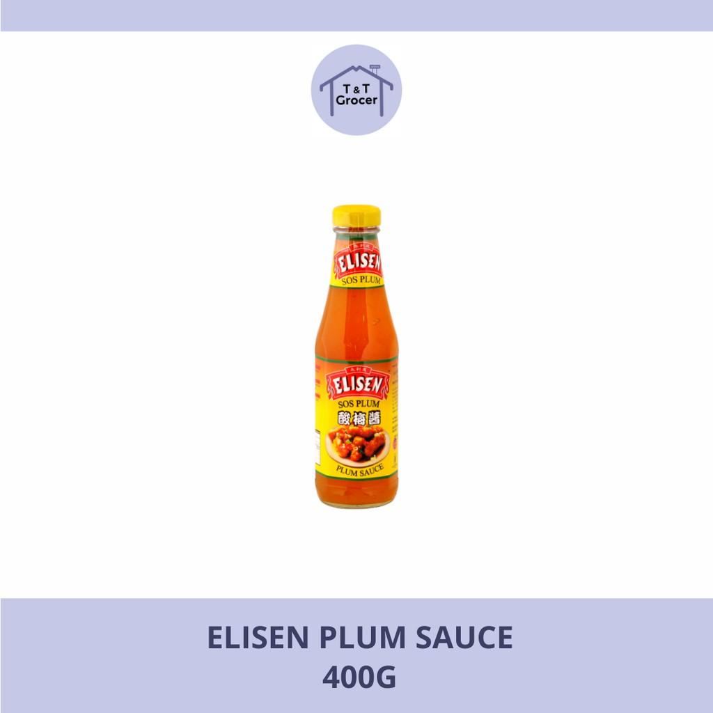 Elisen 400g/630ml/5kg (Sos Plum/ Black Vinegar/ Sos HPP)