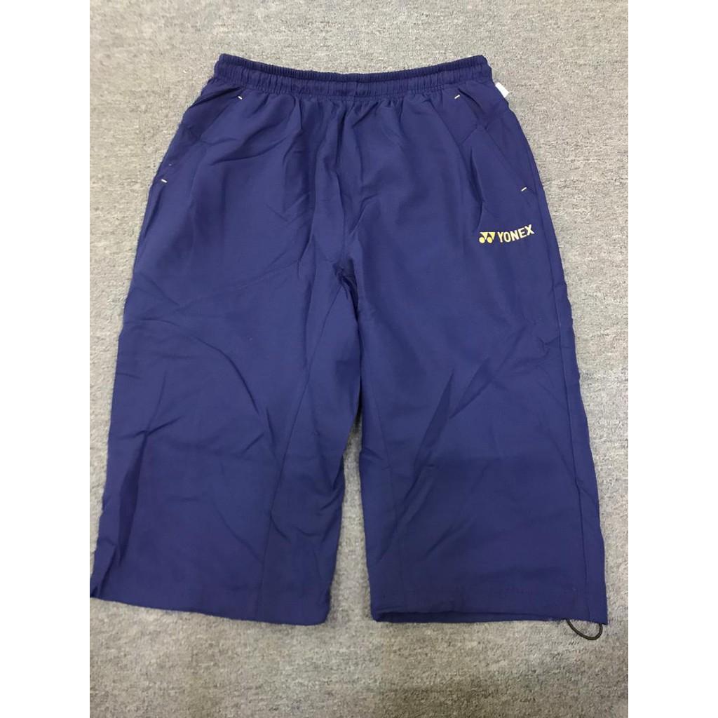 Yonex Shorts TRU-Breeze 3/4 Pants (100% Original)