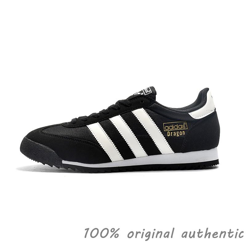 new appearance info for online for sale Fashion ready stock adidas Dragon Shoes Men Jogger Running Trainer Sneakers  Flat Shoe