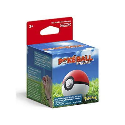 Pokemon Poke Ball Plus