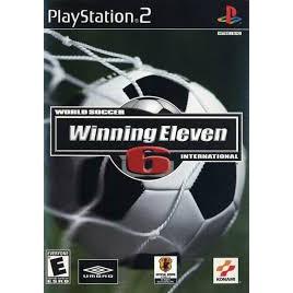 PS2  World Soccer Winning Eleven 6 International / Eleven 5 / Eleven 6 Inter / 7 / 8 / 9 / 10 [Burning Disk]