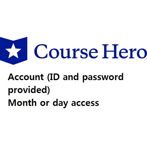Course hero account | How to Get A Free Course Hero Account  2019-05-23