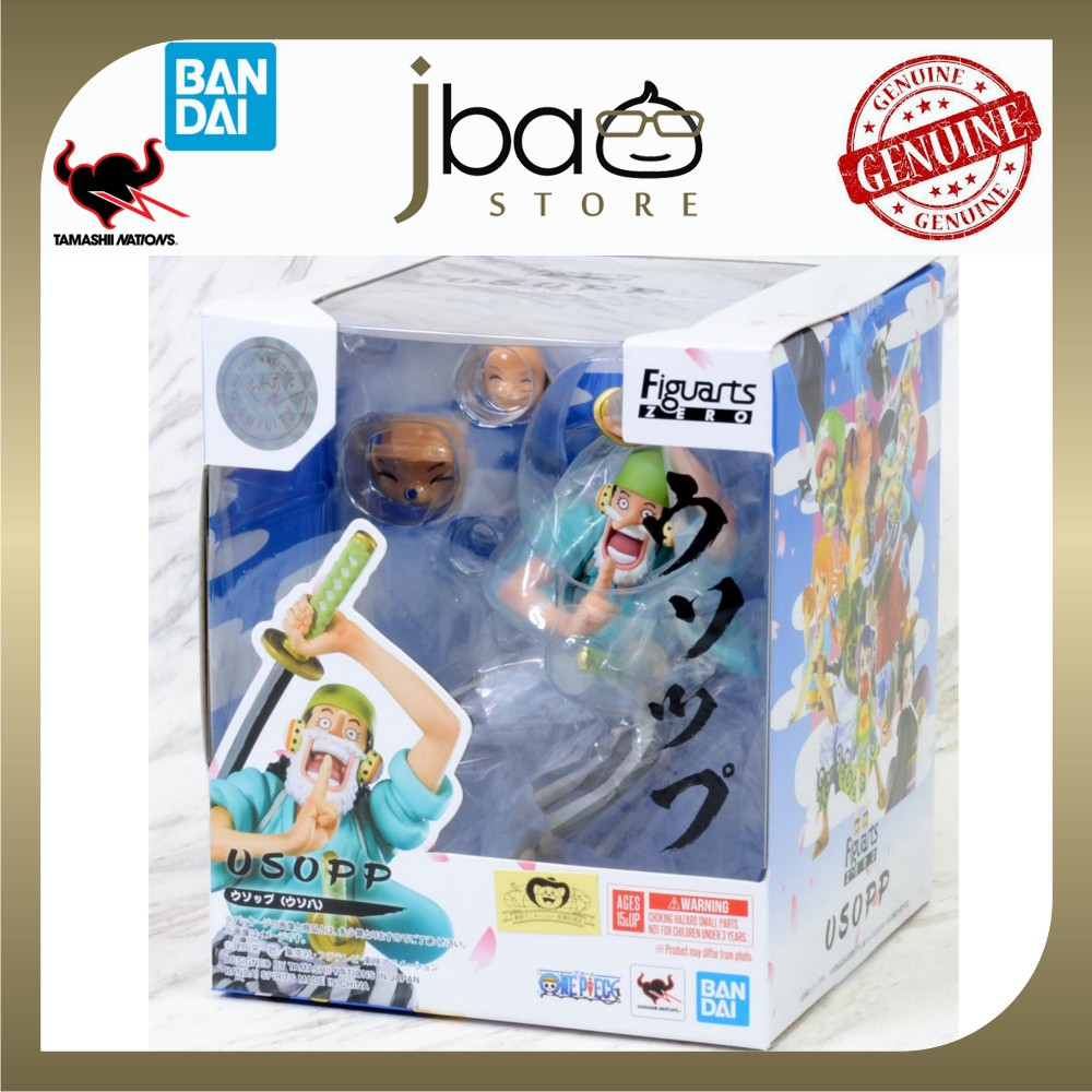 Bandai Tamashii Nations Figuarts Zero Usopp (Usohachi) One Piece