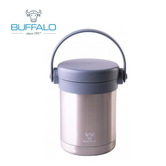 Buffalo 2L Thermo Carrier Pot Stainless Steel ET081