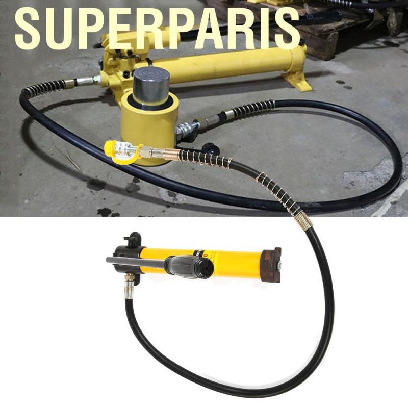 Portable Split Type 5 Ton Hydraulic Jacks Auto Body Frame Repair ...