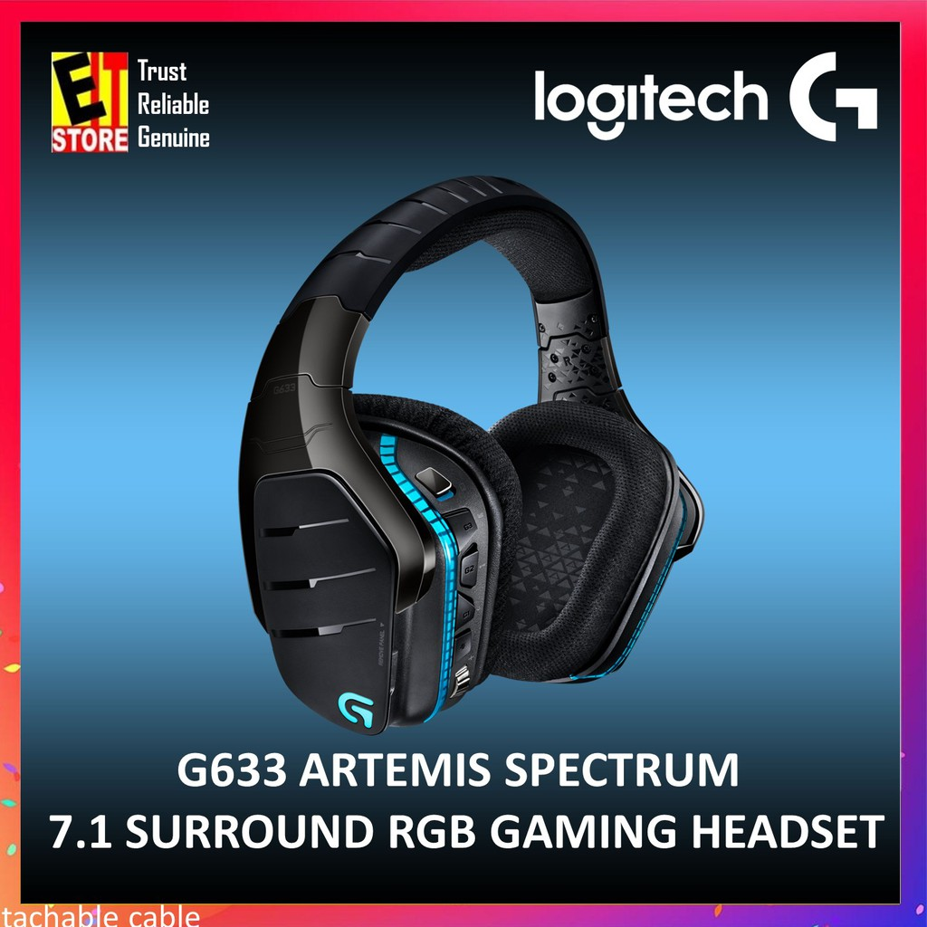 5bdc9cc4e05 Logitech H111 Stereo Headset (Black)   Shopee Malaysia