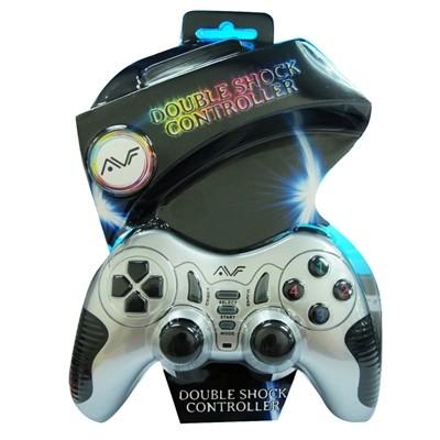 AVF DOUBLE SHOCK USB GAMEPAD CONTROLLER (STK2021)