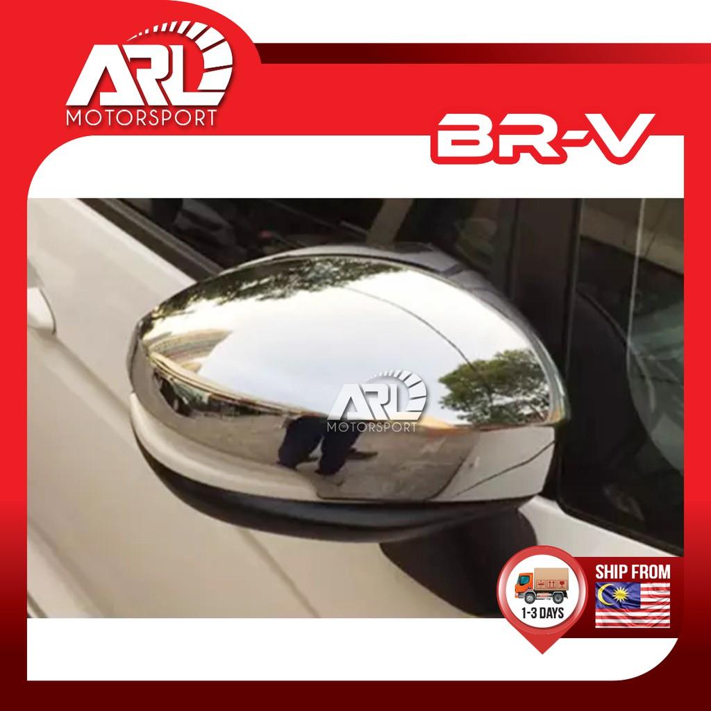 Honda BR-V / BRV  (2016-2021) Side Mirror Cover Chrome Car Auto Acccessories ARL Motorsport