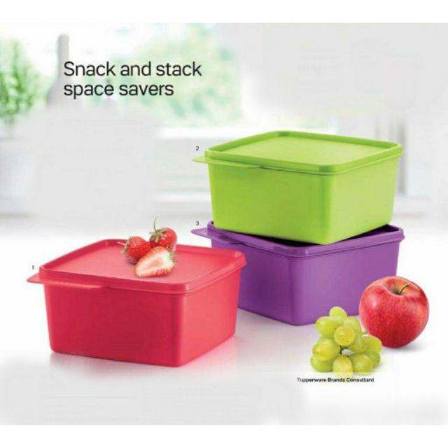 Tupperware Snack & Stack (1) 1.2L