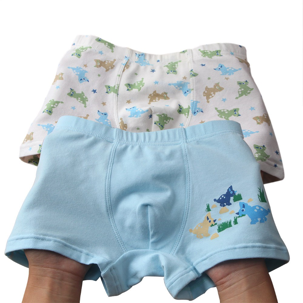 fade12eb36db ProductImage. ProductImage. 2019New 2Pcs/Lot Cotton Children's Underwear  Boys Shorts Kid Boy Panties