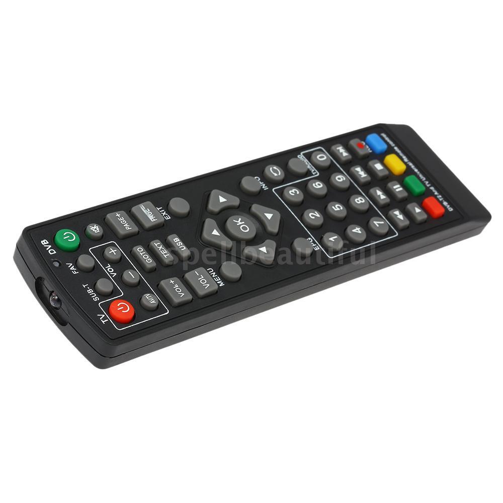 Universal DVB-T2 Set-Top Box Remote Control Wireless Smart Television STB  Contro