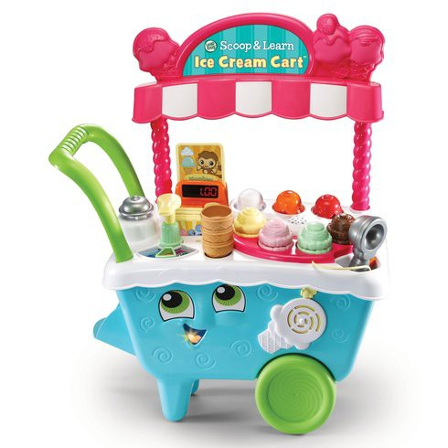 Leapfrog Scoop & Learn Ice Cream Cart | Shopee Malaysia