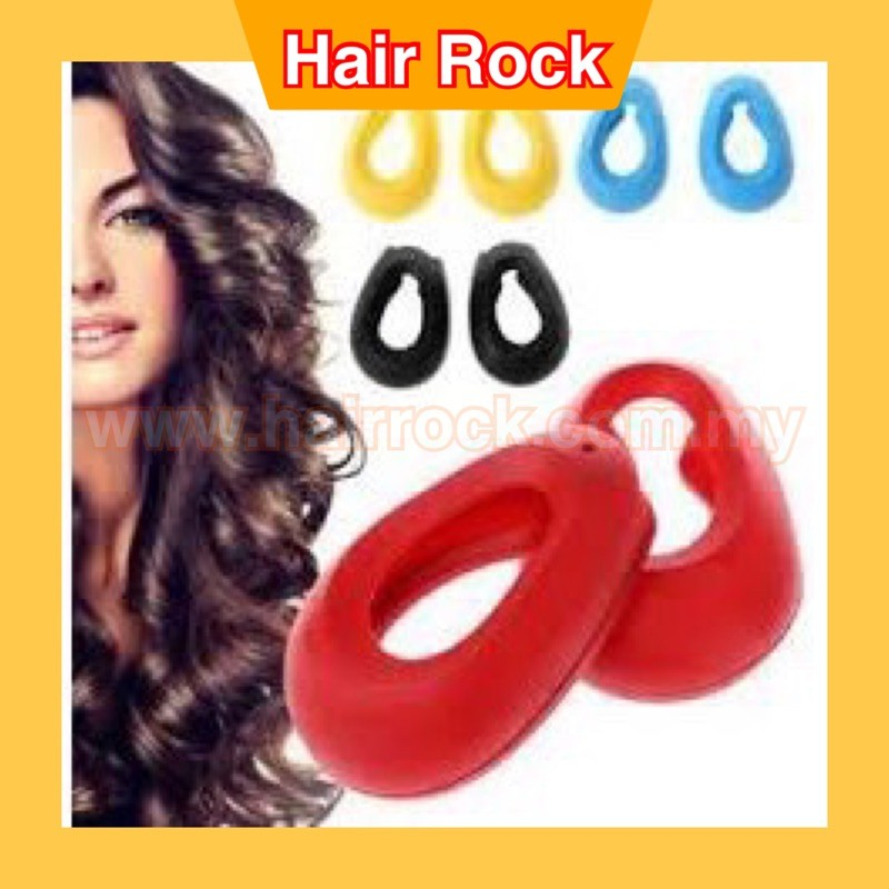Silicone Air Salon Ear Protector