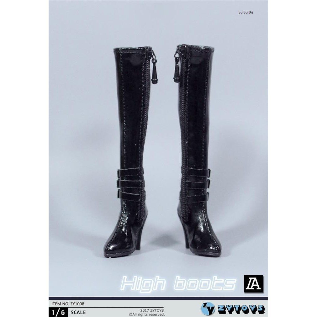 NEW ZYTOYS 1//6 action figure toys Women/'s clothing Platform shoes 2 color