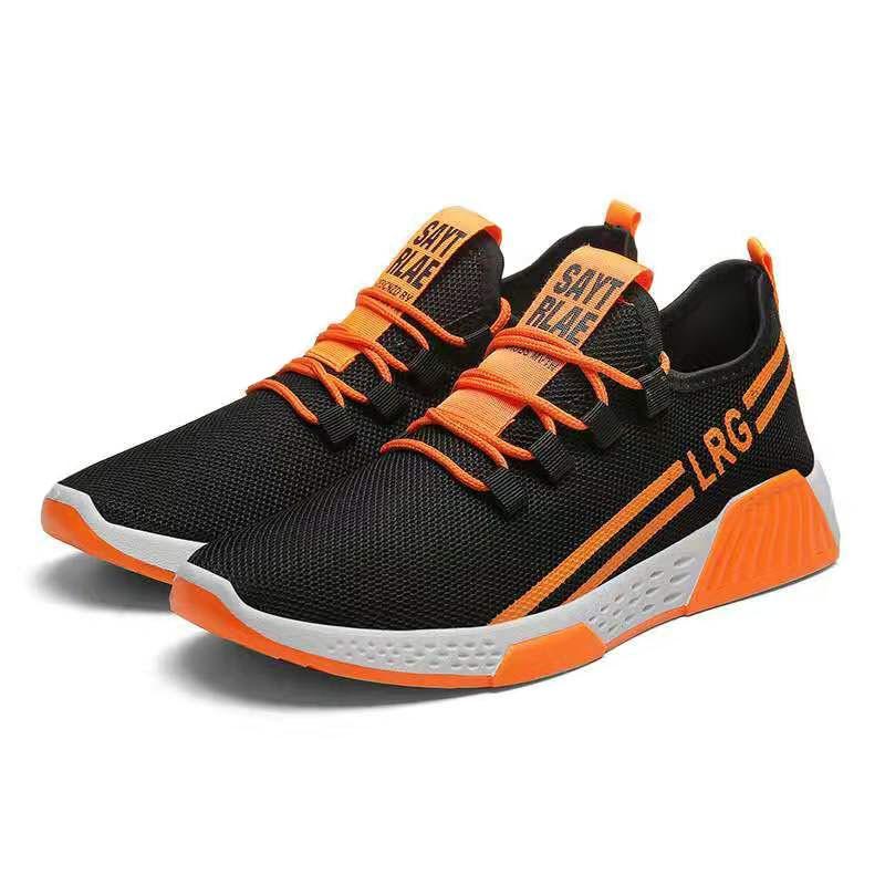 READY STOCK SHL Man Woman Student School Sport Shoes Kasut Sekolah Trendi