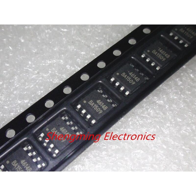 50pcs//lot AO4614B 4614B MOSFET SOP-8
