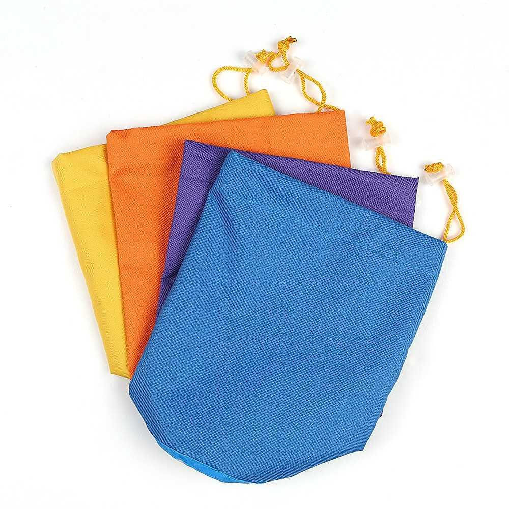 4pcs/set 1 Gallon Filter Bag Bubble Bag Herbal Ice Essence Extractor Kit Set of 4pcs Micron Bag Drawstring Bags Extract