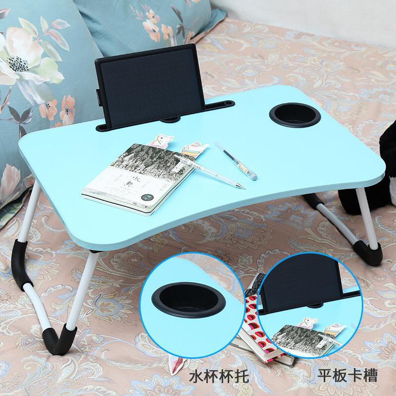 Ready Stock!!! Portable Foldable Folding Study Writing Learning Short Small PC Computer Table Desk / Meja Komputer