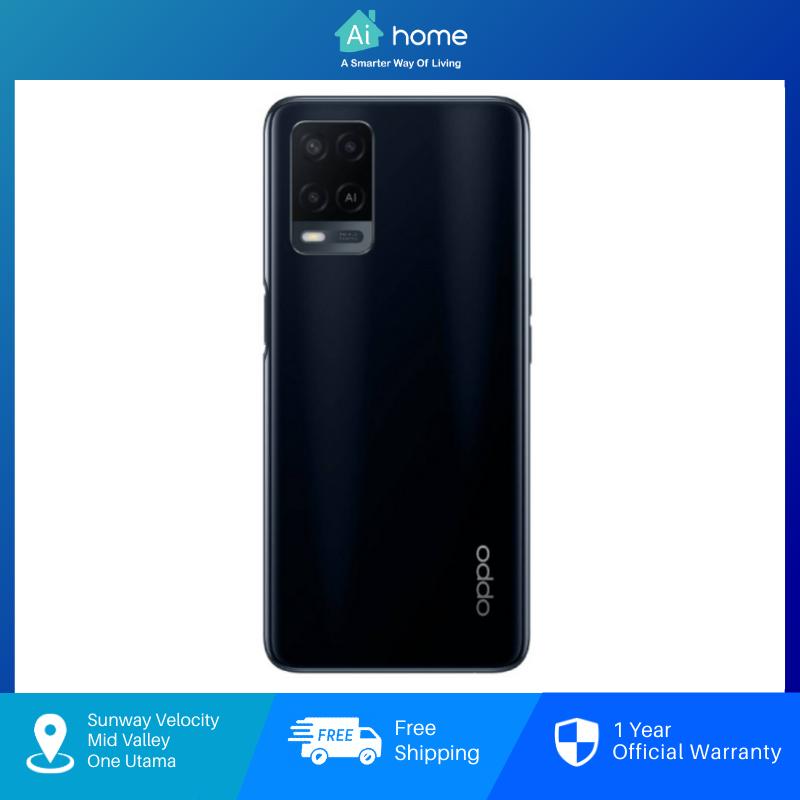 OPPO A54 [ 4GB + 64GB ] Smartphone - AI-Enhanced Selfie |Eye Care Neo-Display |5000mAh Battery |18W Fast Charge [Aihome]