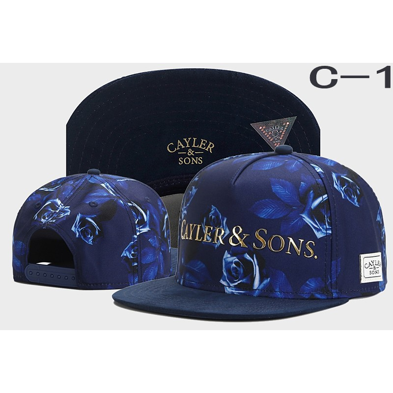 30096332 Holanono Top Quality Cayler and Sons Snapback Cap