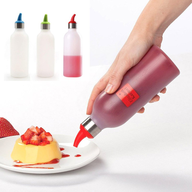 450ml Silicone Squeeze Bottle