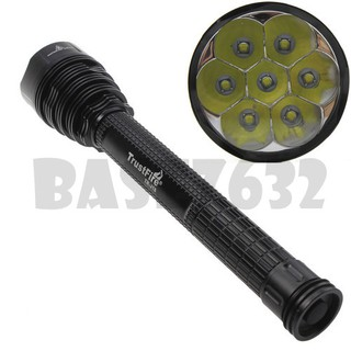 Trustfire Tr J18 7 X T6 8000lm Brightest Flashlight Torch Light 1083