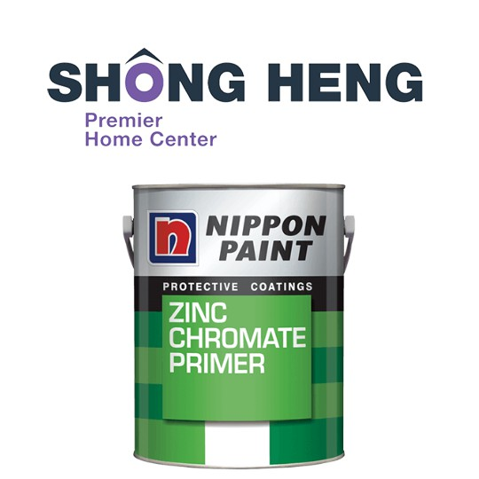 NP Zinc Chromate Primer 1L