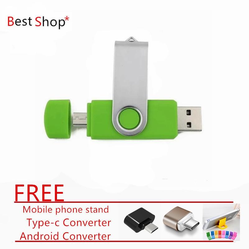 2 in 1 OTG Pen drive1TB USB 2.0 Flash Drive Rotate Portable Memory Stick   Shopee Malaysia
