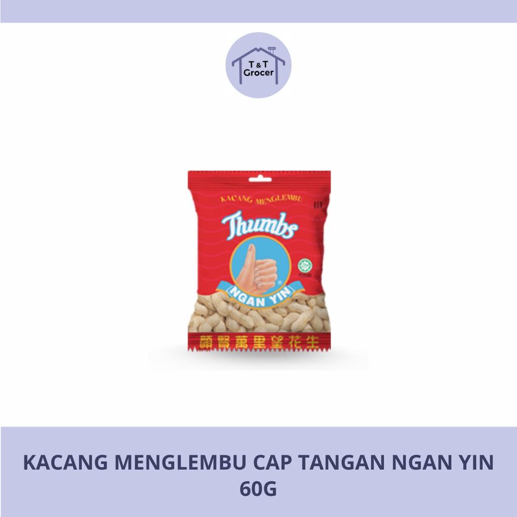 Kacang Menglembu Cap Tangan Ngan Yin (60g)