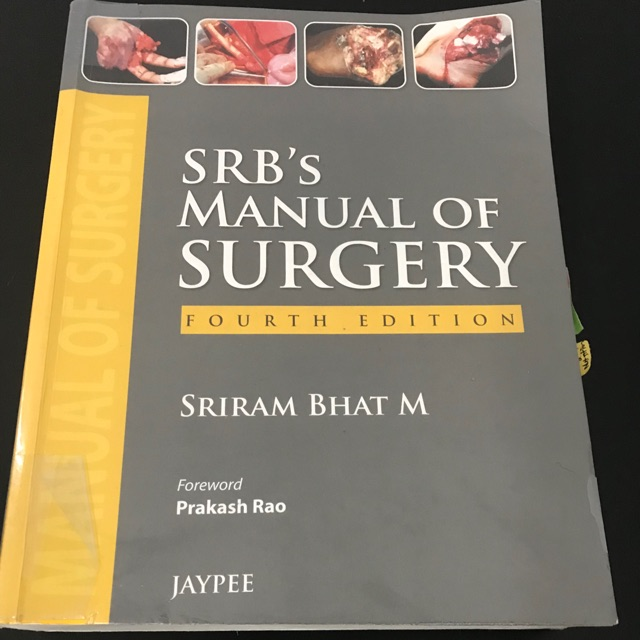 Srb manual of surgery and bhat ebook array srb manual of surgery and bhat ebook rh srb manual of surgery and bhat fandeluxe Choice Image