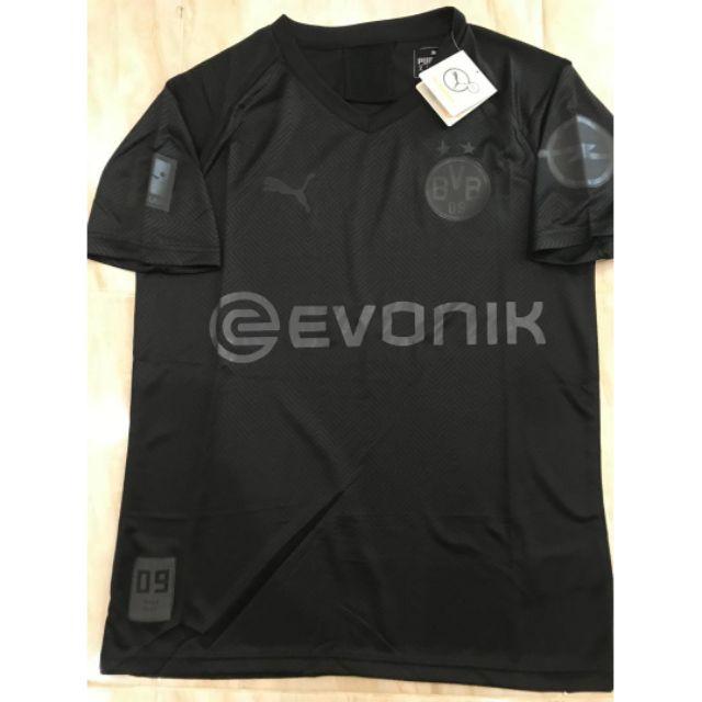 Dortmund Kit Black