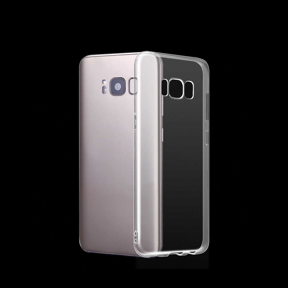 TPU Phone Protective Case for Samsung GALAXY S8 Plus Cover 6.2 Inches Eco-friendly Stylish Portable Anti-scratch Anti-d