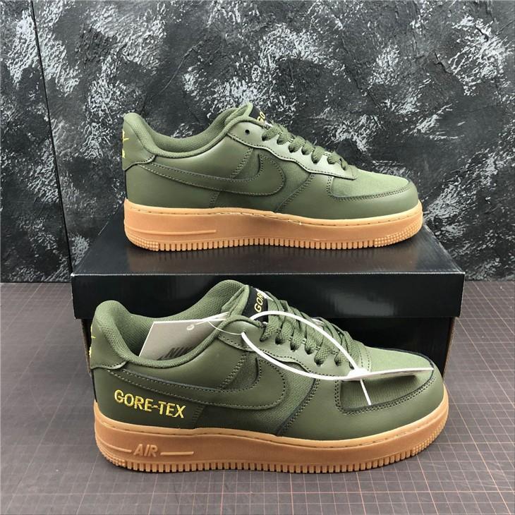 green air force nike