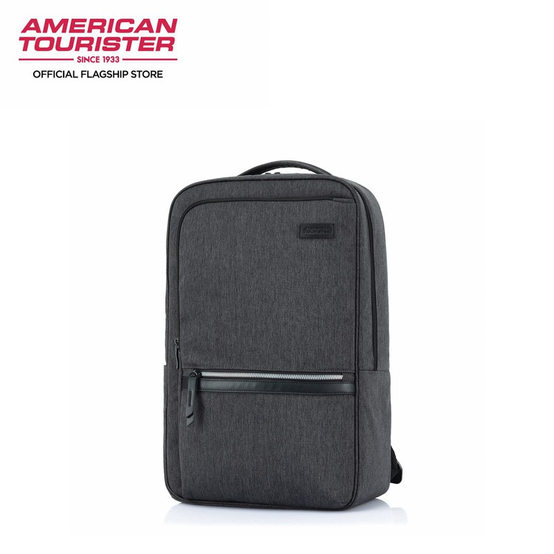 American Tourister-MARION-BACKPACK 2 GREY