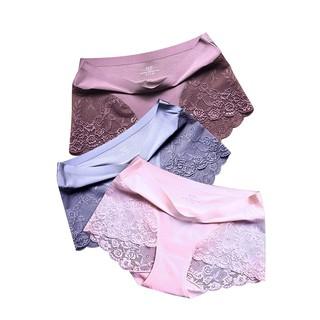 94ef4c15f3 3 Pack Women's Lace Boyshort Underwear Panties Boyshorts for Women Boy  Shorts