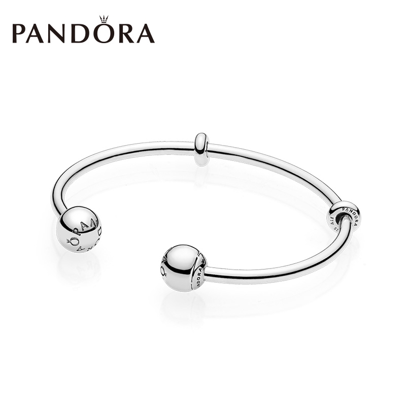 e1c82021e PANDORA love pod bracelet 597354CZ fresh bracelet fashion jewelry woman DIY  | Shopee Malaysia