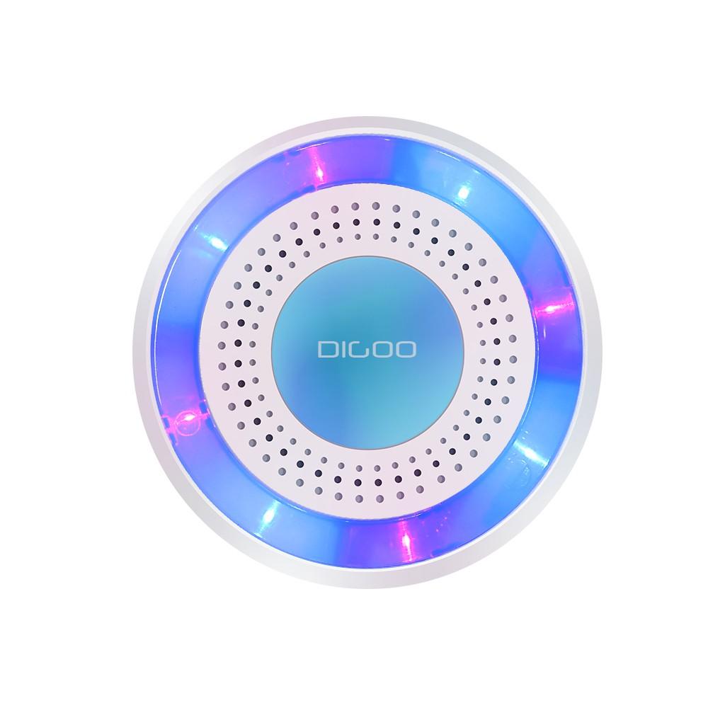 Digoo Wireless Home Security Alarm Standalone Siren Host PIR Detector Remote