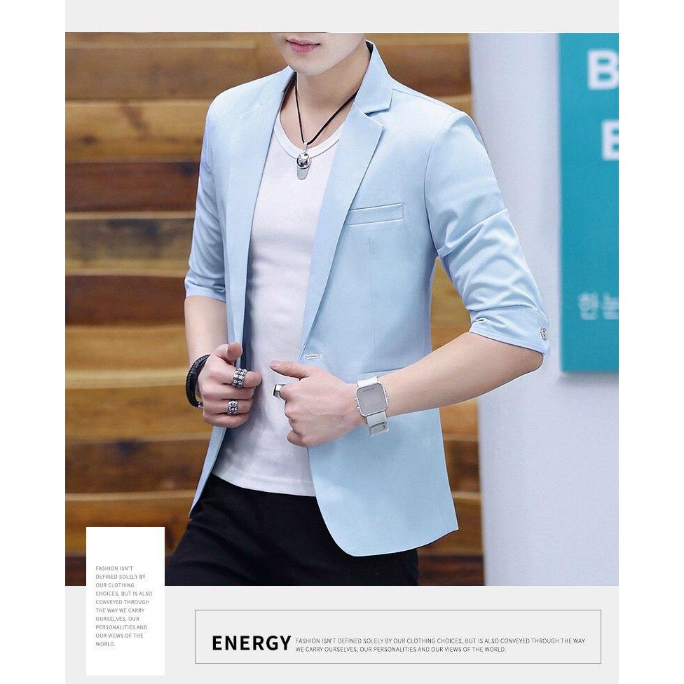 #Fashion Korean suit #for men casual fashion style