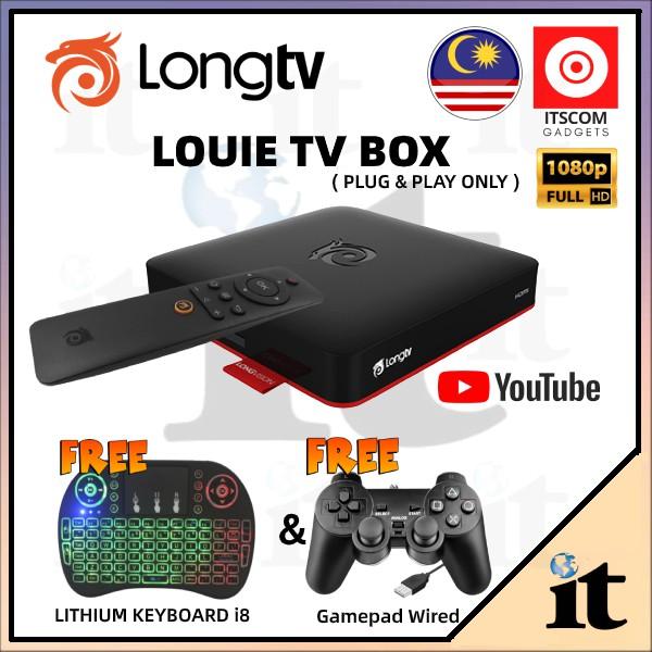 Original Louie Smart tvbox 2021 # LemLive Lemmovie MalayVod SHOCKING SALES PROMOTION - AUTHORIZED MALAYSIA