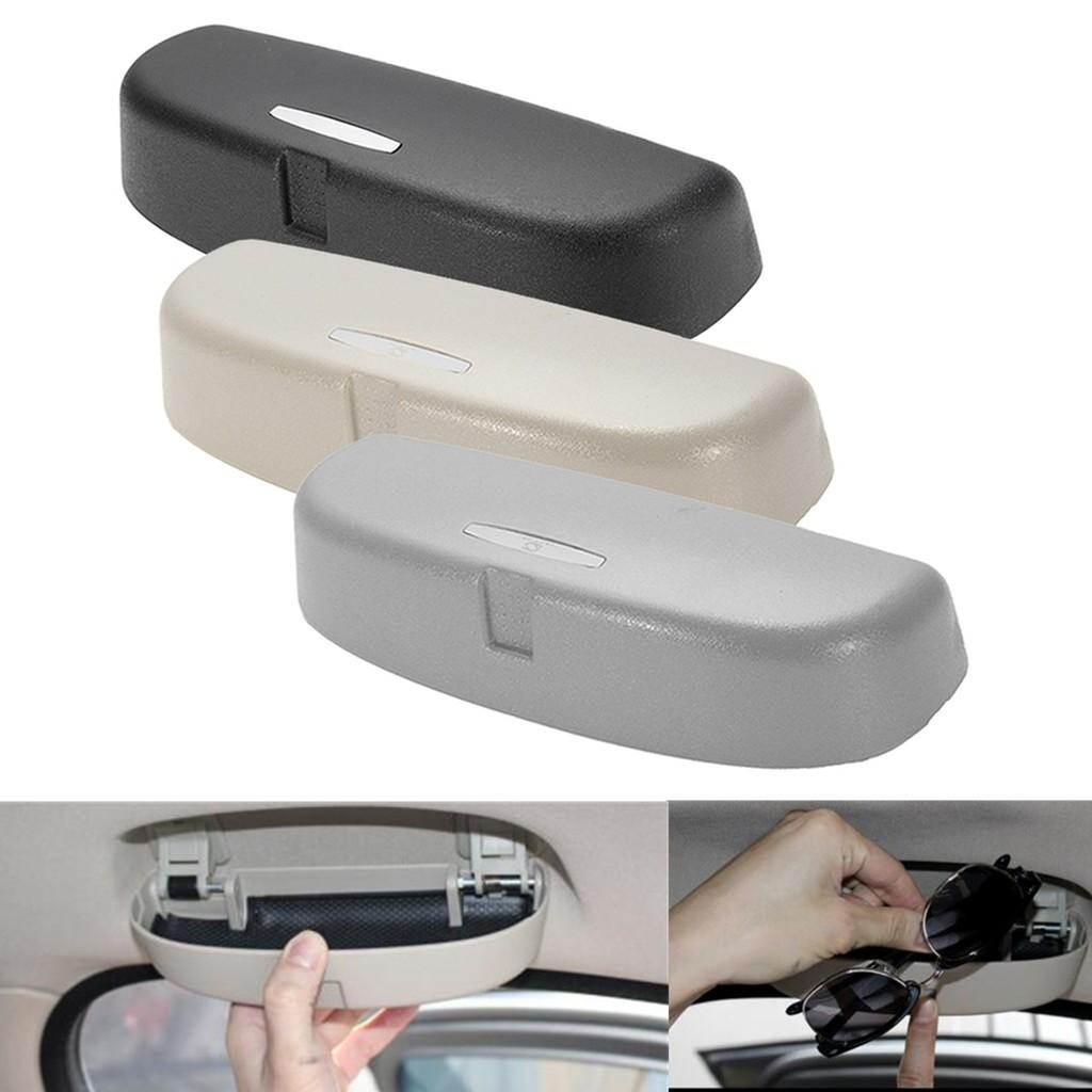 Car Sunglasses Holder Storage Box Case For BMW X1 X3 X5 X6 1 2 3 4 5 6 7 Series