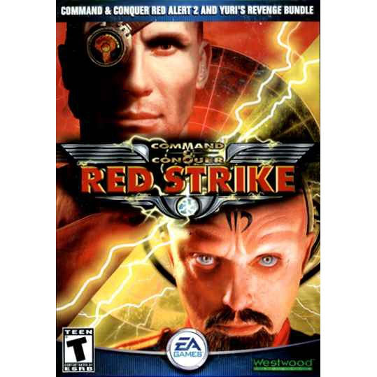 Command & Conquer: Red Alert 2 - Yuri's Revenge Offline PC Game with DVD